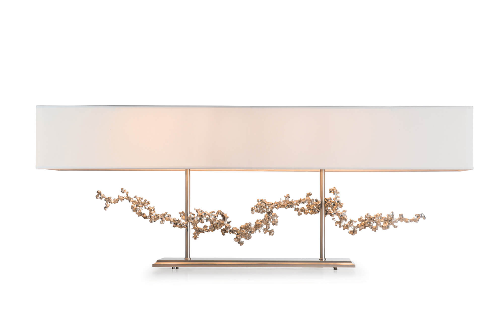 CORAL CONSOLE TABLE LAMP
