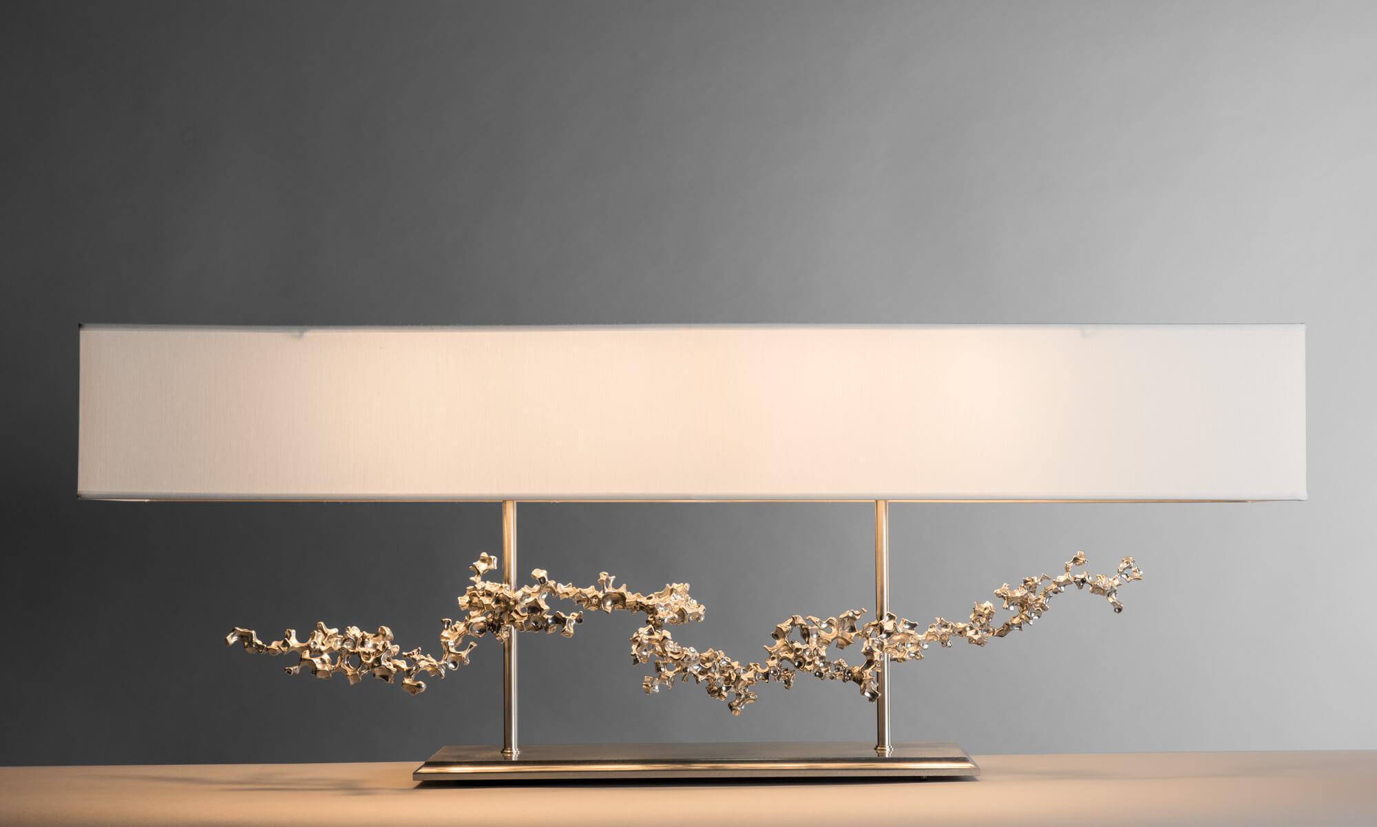 CORAL CONSOLE LAMP
