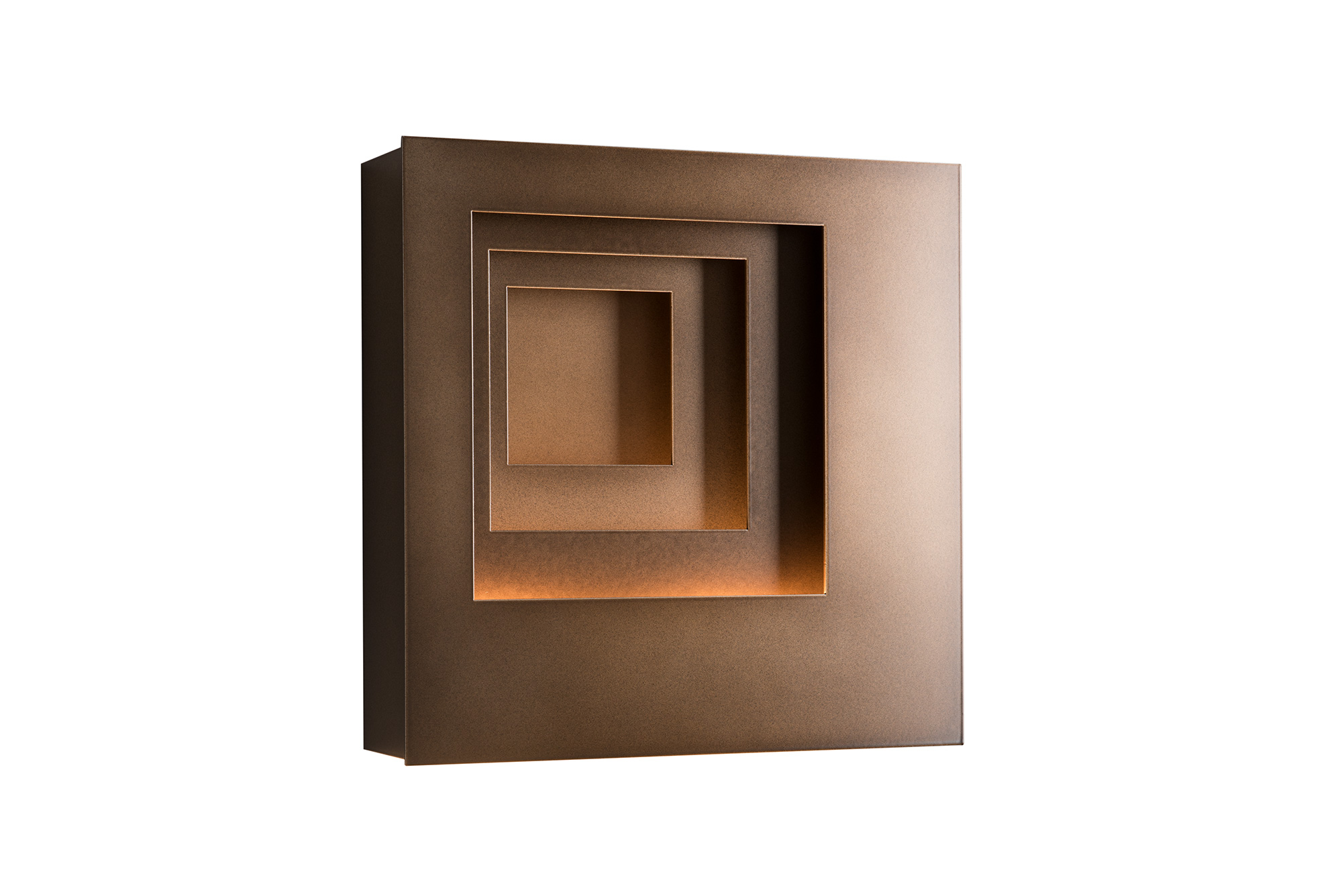 PROCESSION SQUARE OUTDOOR SCONCE – RIGHT