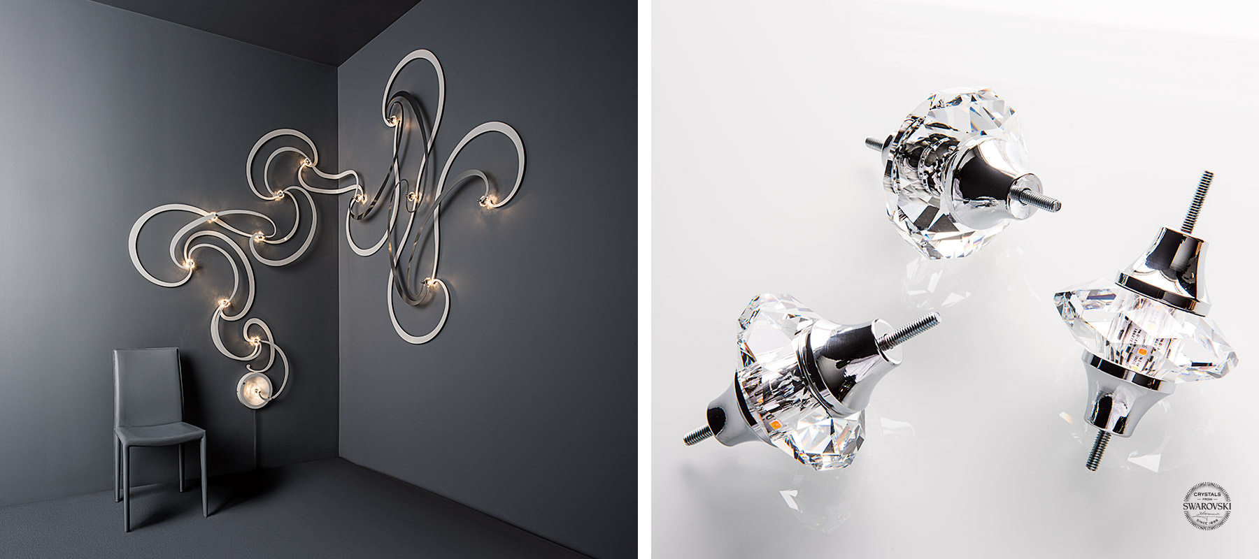 CRYSTAL NEBULA MODULAR LIGHTING SYSTEM